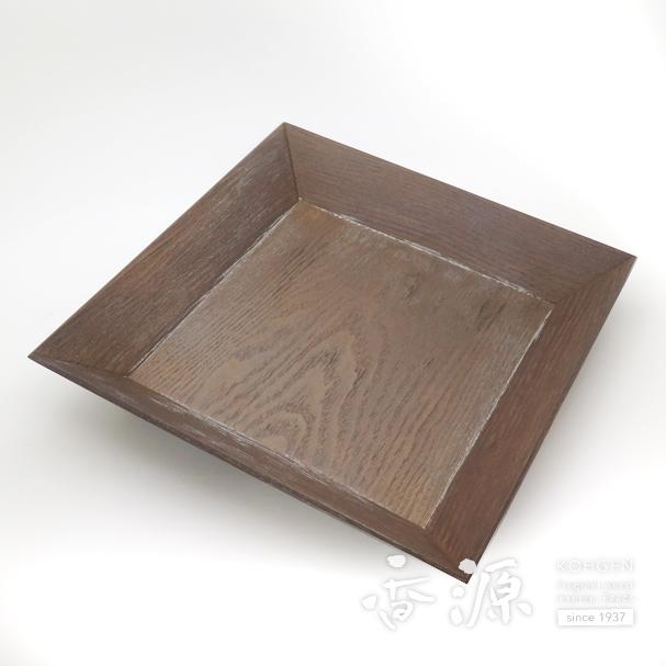 香道具 四方盆(大)