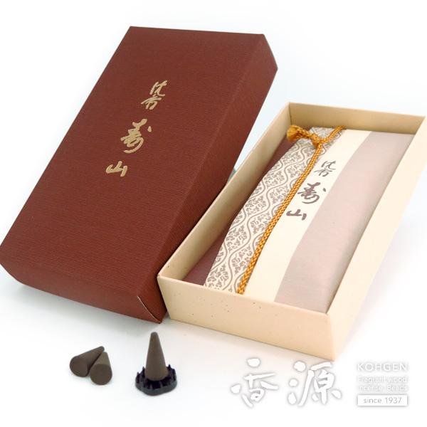 24 incense aloes wood Kotobukiyama corn types case of Nippon Kodo