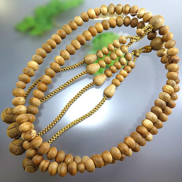 男性用数珠 沈香 尺三 真言宗 共仕立て 限定品