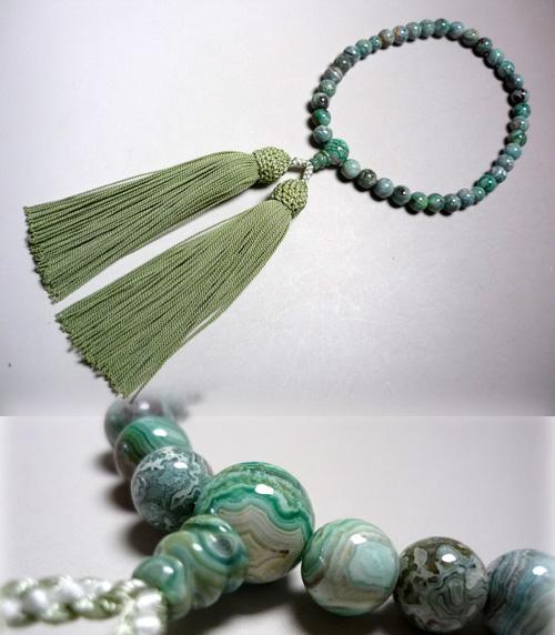 正規品! クリソレース 女性用のお数珠 共仕立て女性用のお数珠 クリソレース 共仕立て, 緑区:c4f45f8a --- gamedomination.xyz