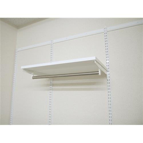 ARTIST ES棚板+パイプ SA-ESTP7540ホワイト