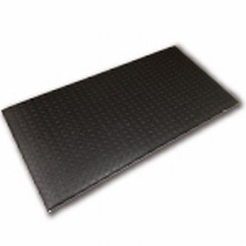 ≪あす楽対応≫八幡ねじ 爆買い新作 安心と信頼 疲労軽減マット縞 900×450 ブラック