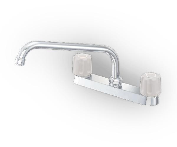 三栄水栓 ツーバルブ混合栓 K611-13-LH