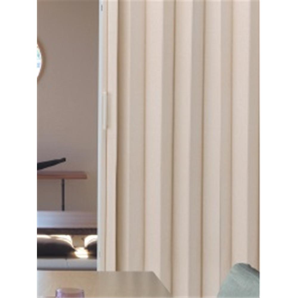 丈詰アコーデオンドア 約100×226cm ケイソウ アコーディオンカーテン 簡単取付 間仕切り 扉がわり 目隠し アコーディオンドア ブラインド 間仕切り カーテン パーテーション カジュアル TOSO トーソー