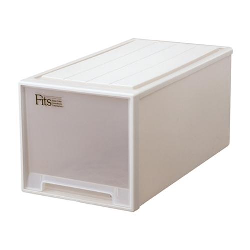 フィッツケース ビッグ カプチーノ タンス たんす 収納 収納用品 押入れ収納 衣類収納 衣装ケース キッチン収納 収納棚 リビング収納 家具 整理棚 おしゃれ 引き出し プラスチック