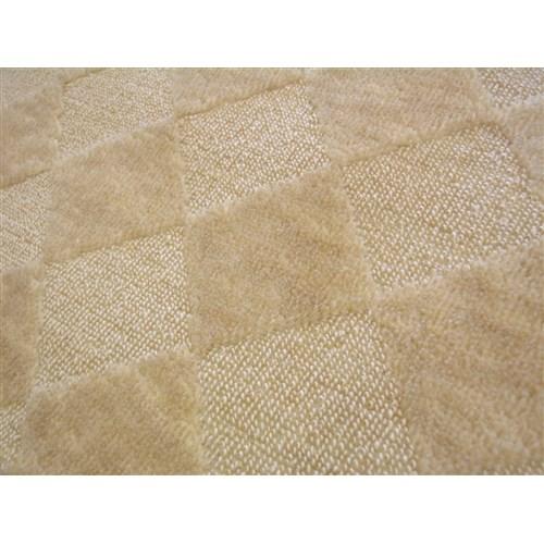 折りたたみカーペット『ゴキノン』 ベージュ 江戸間8帖(約352×352cm) カーペット 8畳 おしゃれ ラグ ラグマット マット ラグカーペット 絨毯 リビング