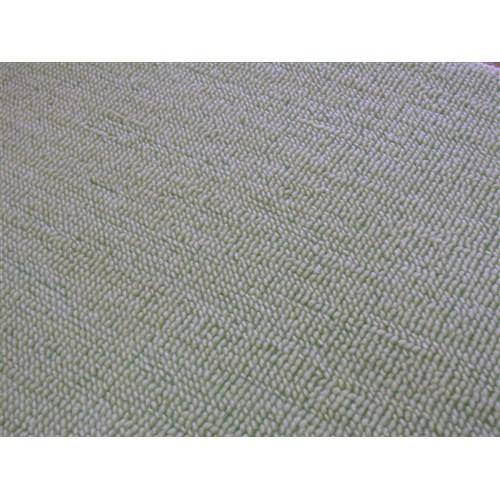 折りたたみカーペット『スマイル』 グリーン 江戸間8帖(約352×352cm) カーペット 8畳 おしゃれ ラグ 北欧 ラグマット マット ラグカーペット 絨毯 リビング【ラッキーシール対応】