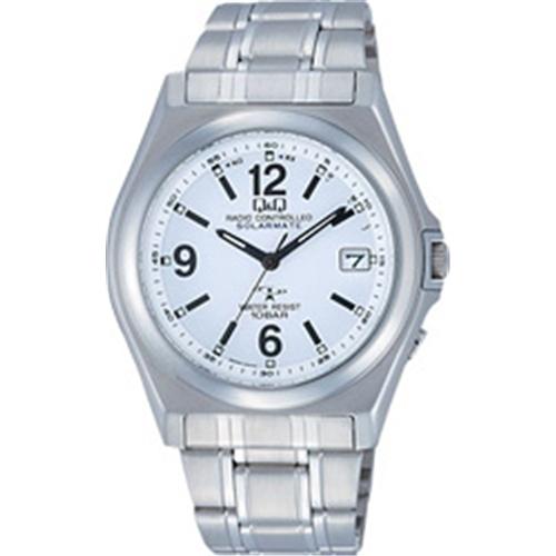 シチズン アナログ電波ソーラー腕時計 HG08-204