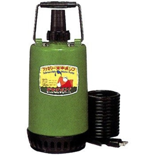 寺田ポンプ ファミリー水中ポンプ SP-150BN60Hz【ラッキーシール対応】