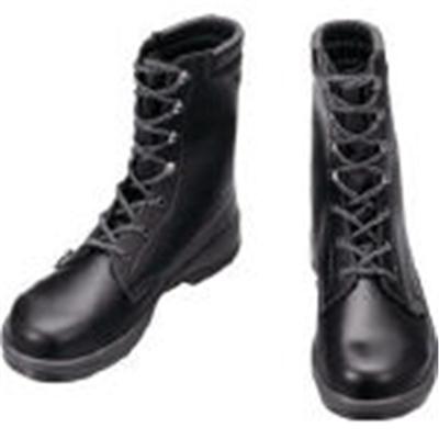 シモン 安全靴 長編上靴 7533黒 27.0cm 7533N27.0