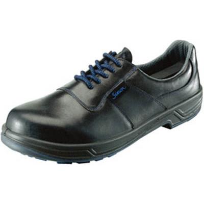 シモン 安全靴 短靴 8511黒 25.5cm 8511N25.5