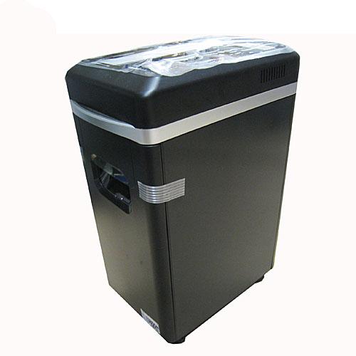 A4電動 シュレッダー ブラック 家庭用 業務用 マイクロクロスカット コーナン