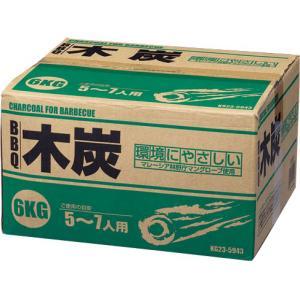 バーベキューに最適なマングローブ使用 授与 ≪あす楽対応≫コーナン オリジナル 6kg BBQ木炭 KG23-6290 専門店