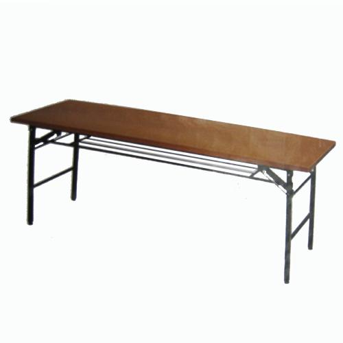 会議テーブル1845 KR18-2537-BR(H) 会議用テーブル 折りたたみテーブル テーブル 会議テーブル 会議机 会議デスク コーナン