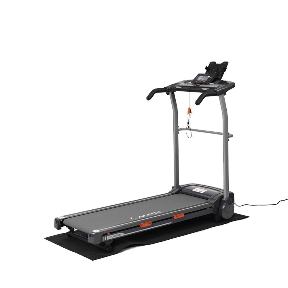アルインコ ジョギングマシン AFJ2215ブラック
