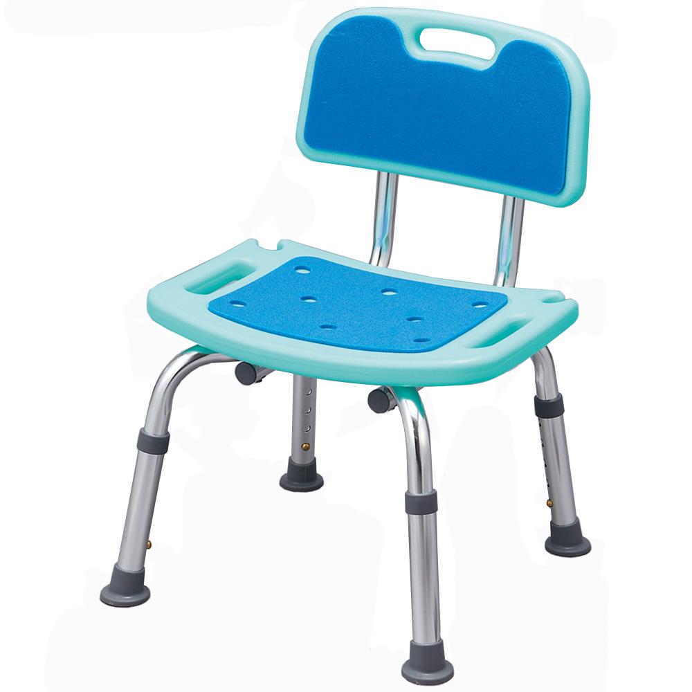 背もたれ付き シャワーチェア FJ-1040 シャワーチェア シャワーチェアー 介護 介護チェアー 風呂イス スツール チェア コーナン