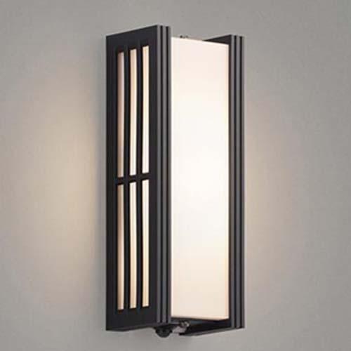 コイズミ 玄関灯センサー付 BU15733SB