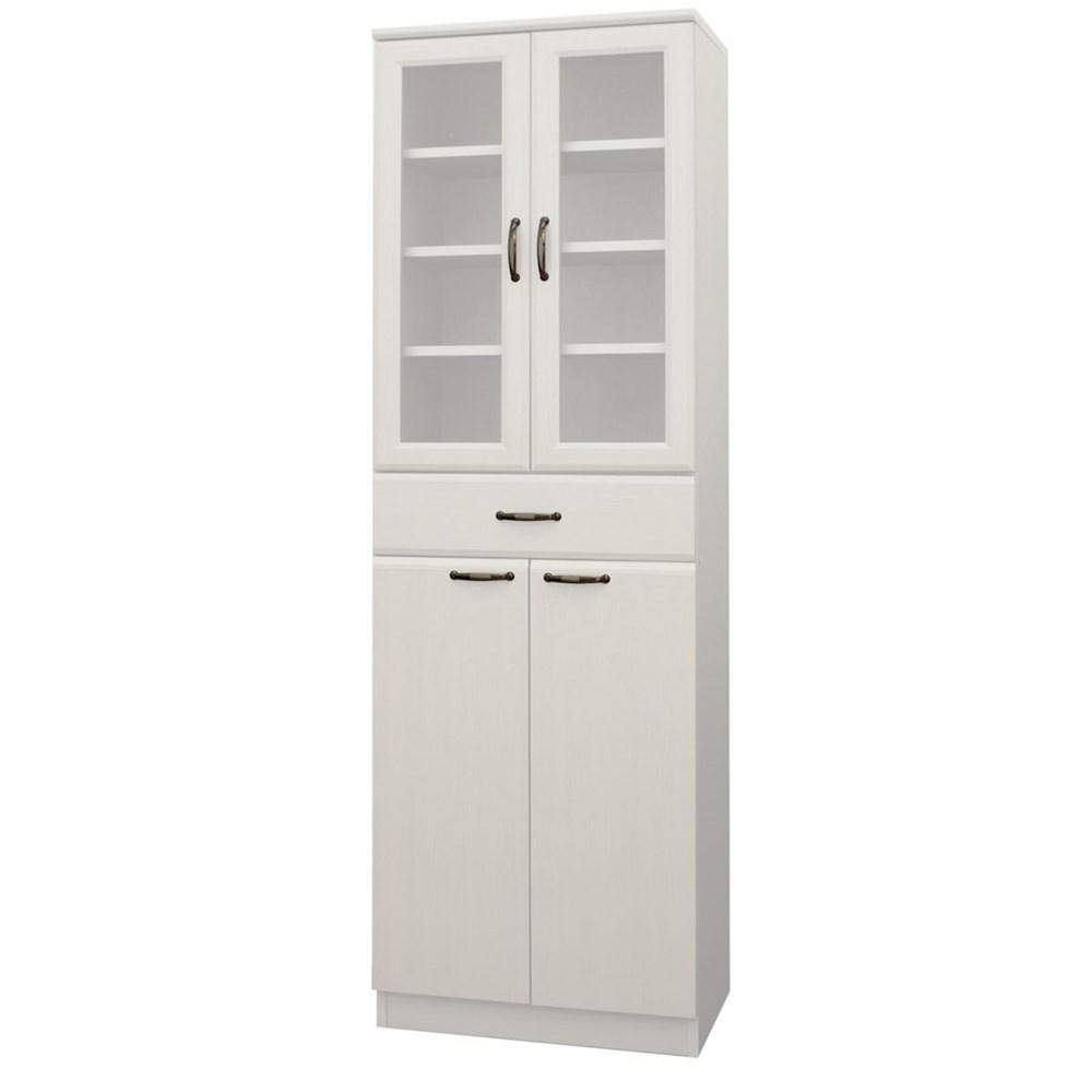 コーナン オリジナル 食器棚1860 KR18-0073-DGHホワイトオーク