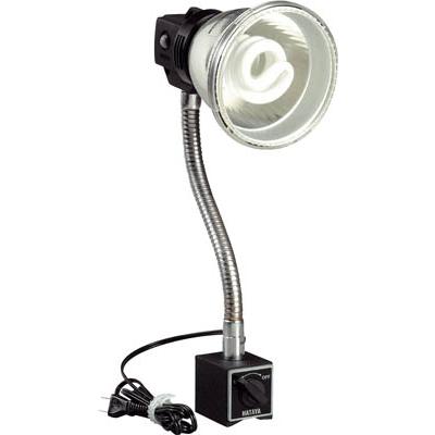 ハタヤリミテッド ハタヤ 蛍光灯マグスタンド 18W蛍光灯付 電線1.6m マグネットスタンド付 MF15M