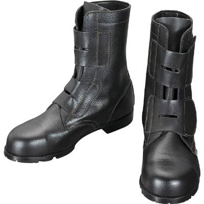 シモン 安全靴 マジック式 AS28 24.5cm AS2824.5