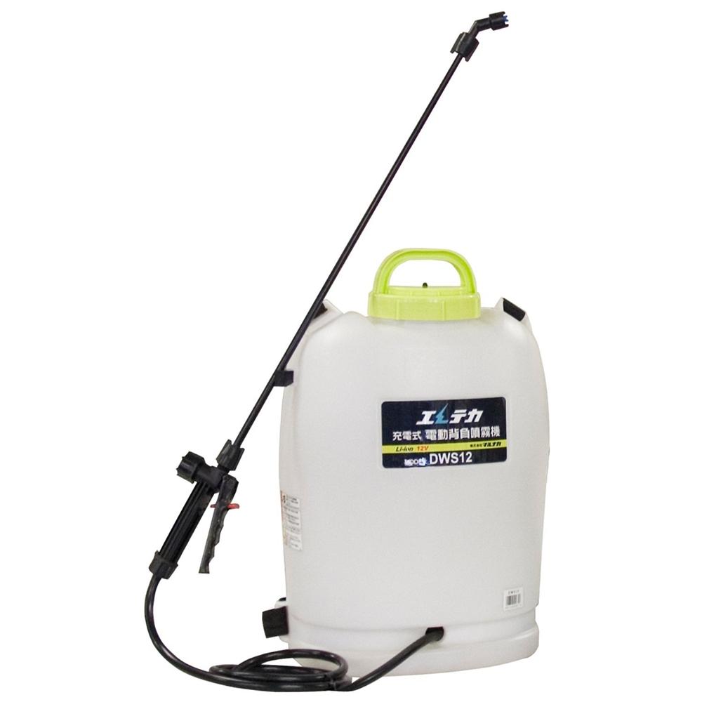 マルナカ 充電式電動背負い噴霧器12L DWS12