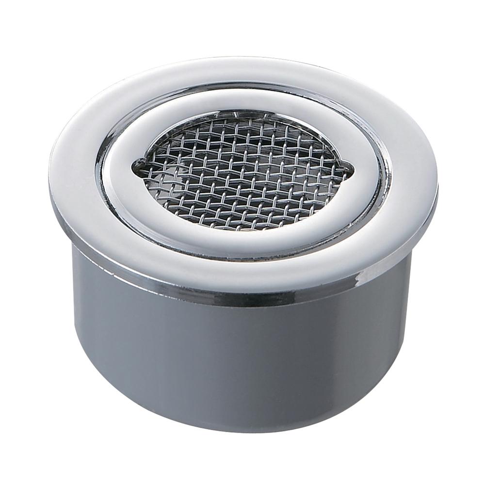 SANEI (三栄水栓) 【VU・VPパイプ兼用防虫式目皿】呼び150配管用 H44-150