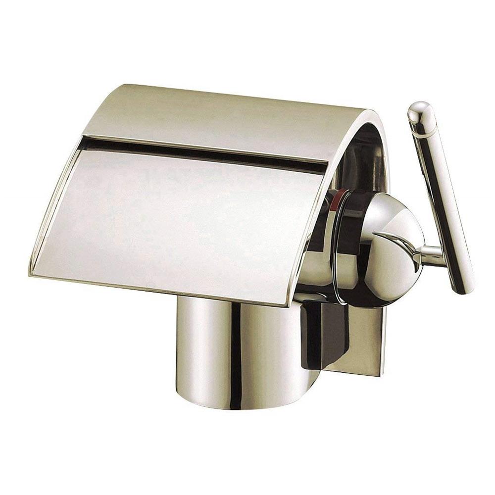 SANEI (三栄水栓) 【洗面用混合栓(寒冷地仕様)】 EDDIES シングルワンホール洗面混合栓 ポップアップ・ゴム栓なし 寒冷地仕様 K4790NJK