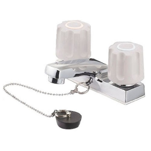 SANEI (三栄水栓) 【洗面用混合栓(寒冷地仕様)】 ツーバルブ洗面混合栓(寒冷地仕様) K51K-LH