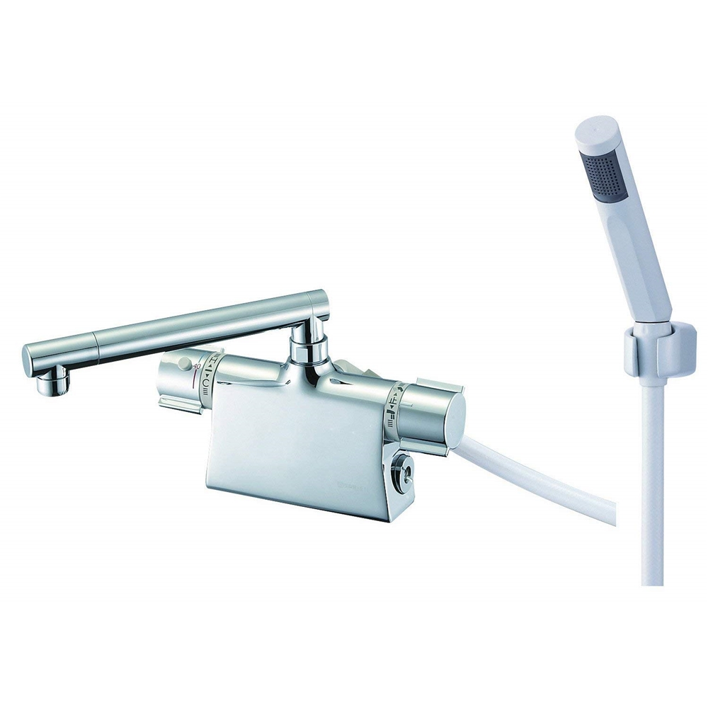 SANEI (三栄水栓) SANEI 【バス用混合栓】 サーモデッキシャワー混合栓 SK7850D-13