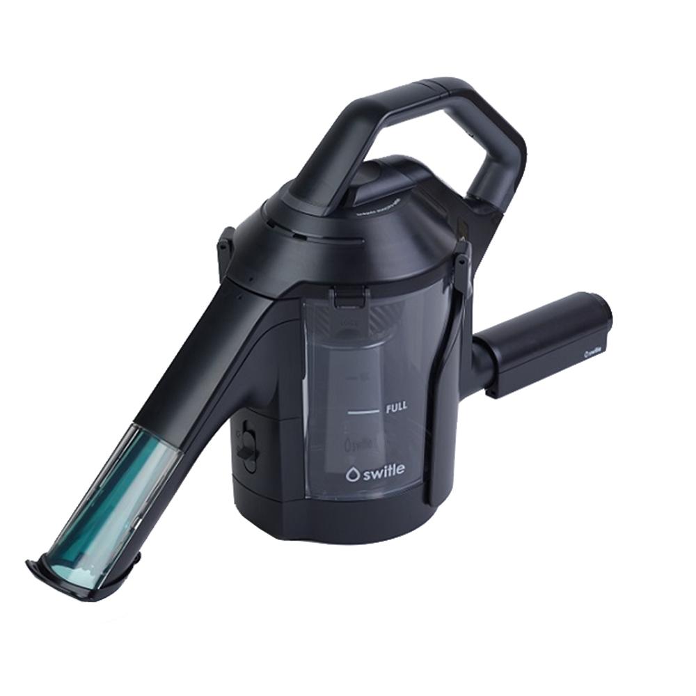 シリウス 水洗いクリーナー スイトル SWT-JT500(K)ブラック