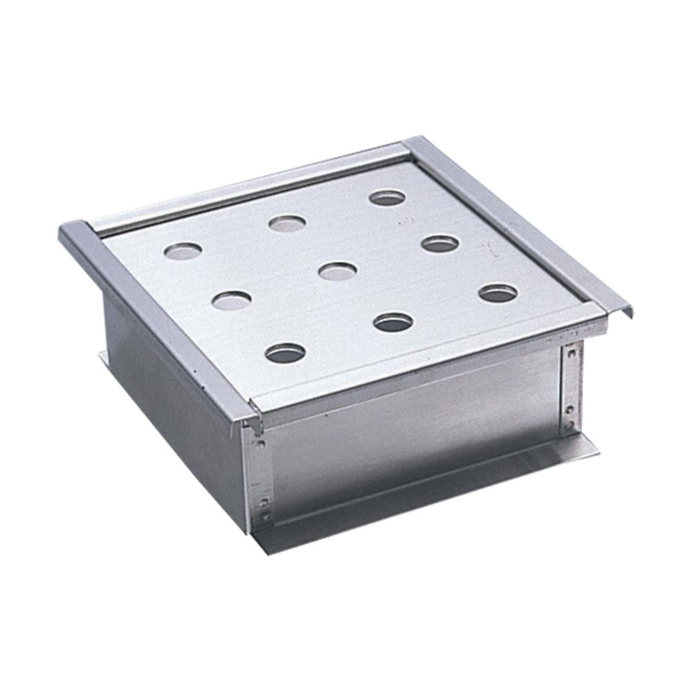 SANEI (三栄水栓) SANEI 【浴室用角排水口】 一辺196mm H948-200196mm辺