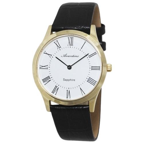 クレファー 薄型腕時計 AVT-2388-WTG