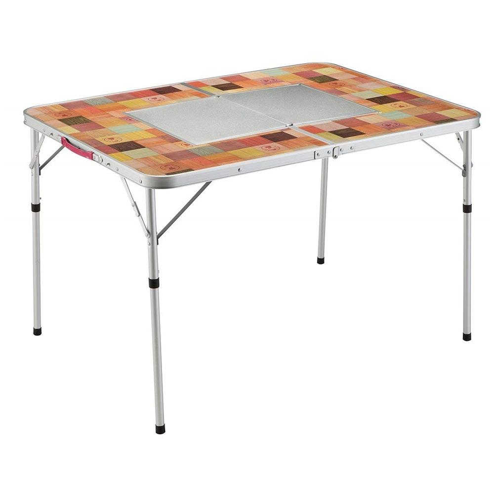 コールマン(Coleman) テーブル ナチュラルモザイク BBQテーブル 110プラス