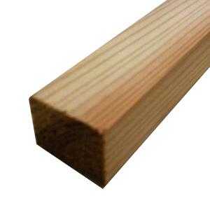 杉仕上げ材 約24×30×1950mm ×10本セット