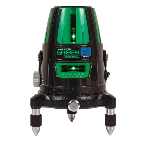 シンワ測定 レーザーロボグリーン Neo31 BRIGHT