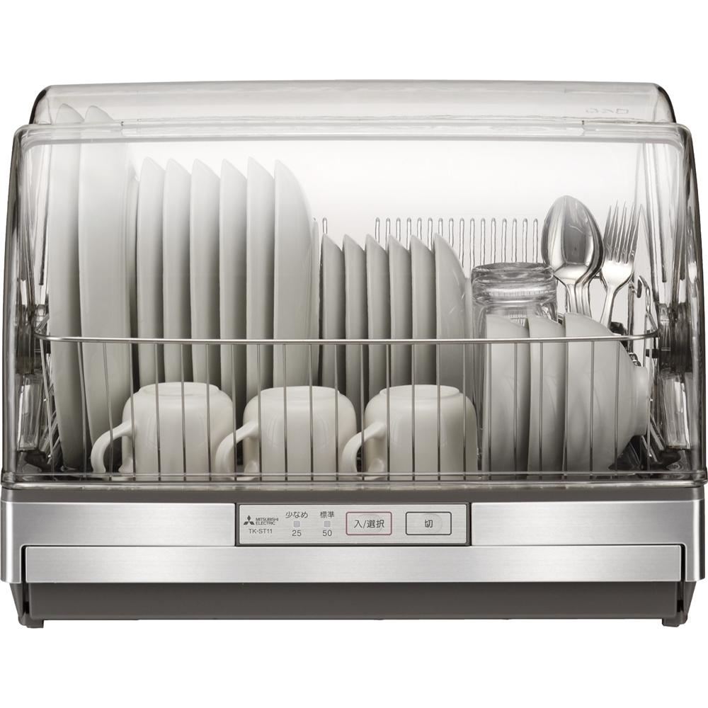 三菱 食器乾燥機 TK-ST11-Hステンレスグレー