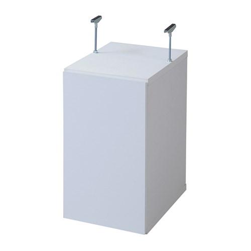 ジェイケイプラン Alnair 鏡面 上置き 30cm幅ホワイト