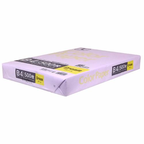 コーナン オリジナル B4カラーペーパー500枚 CPY003 ×5個セット