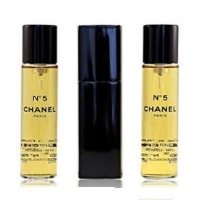 シャネル No.5 [ナンバー5] パーススプレー オードトワレ EDT SP 20mlx3 香水 フレグランス