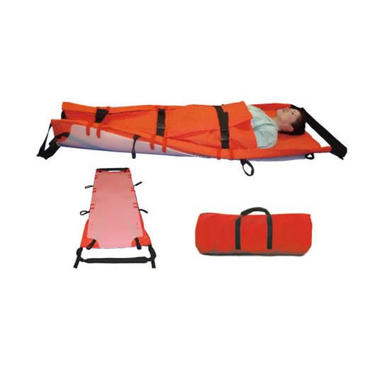 エアーストレッチャー ラップローバル CYR-04T 担架 避難 訓練 搬送 緊急 救護 災害 救助 エアストレッチャー【05P05Dec15】