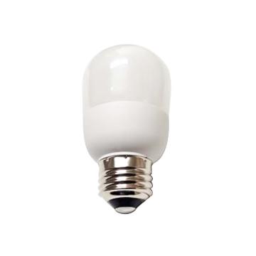 長寿命 なんと13.7年 正規逆輸入品 賜物 除菌消臭機能付きライト CCFL 冷陰極蛍光管 電球 デオライト 6W E17 品番:CB3E26 ライトワンエナジー株式会社 20W相当の明るさ E26 電球色