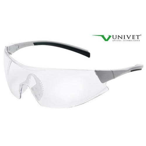 【10個セット】保護めがね UNIVET546 目の保護 感染予防 メガネ ガード 保護眼鏡 ユニベット 防じん 安全 医療用 花粉症※お取り寄せ品【05P05Dec15】