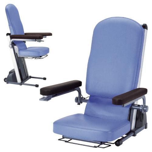 【メーカー直送】独立宣言 エコライト ●品番:DSERA 電動昇降座椅子 組立品