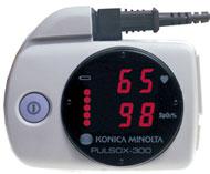 【送料無料】【パルスオキシメーター】【PULSOX】 パルソックス300 血中酸素飽和度 体内の酸素濃度
