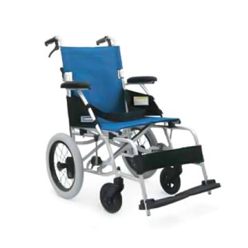 カワムラサイクル アルミ介助用 車いす BML14-40SB 低床 座幅40cm *非課税 車椅子 車イス【05P05Dec15】