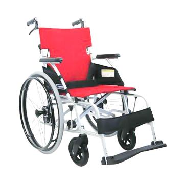 カワムラサイクル 軽量ベーシックモジュール アルミ車いす 自走用 BML20-40SB 中床 座幅40cm *非課税 車椅子【05P05Dec15】