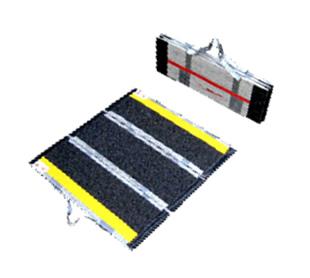 車椅子用段差解消スロープ デクパック パーソナル DECPAC 73.5cm×70cm≪検索用≫【05P05Dec15】