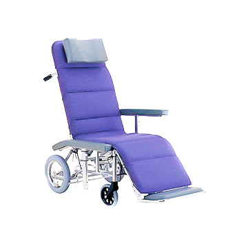 【送料無料】介助用 フルリクライニング車椅子 RR60N(カワムラサイクル)※メーカーからの直送の為宅配便限定でのお届け(代引・同梱不可)≪検索用≫【05P05Dec15】