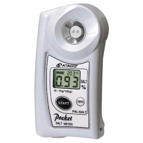 ポケット塩分計 ●品番:PAL-SALT 塩分管理 防水仕様 簡単計測  測定器【05P05Dec15】