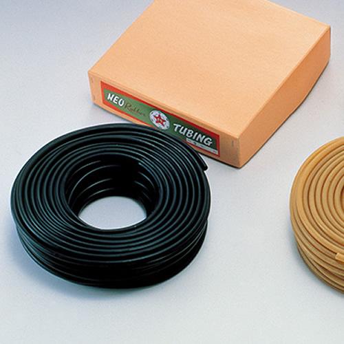 ゴム管(NEOチューブ) 黒色 NO.6 6×8.4mm 2kg入り 80m相当 医療用・理化学用【05P05Dec15】